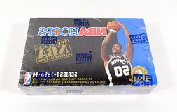 1993-94 NBA Hoops Basketball Series 1 Box  Sealed 5th Annive