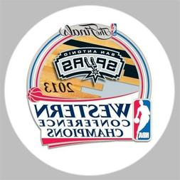GOLF /2013 San Antonio Spurs Conf. Champs Ball Marker/with M