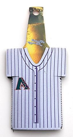 Arizona Diamondbacks Neoprene Bottle Jersey Koozie Cooler