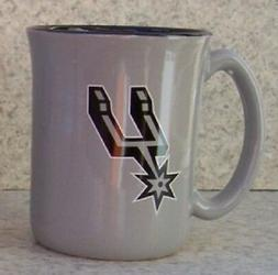 Coffee Mug Sports NBA San Antonio Spurs NEW 15 ounce cup wit