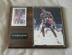 David Robinson Basketball West All Star Feb. 2010 Picture an