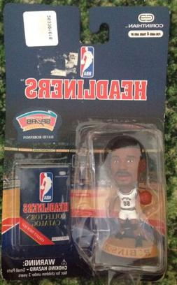 David Robinson San Antonio Spurs 1997 NBA Headliners Mini Fi