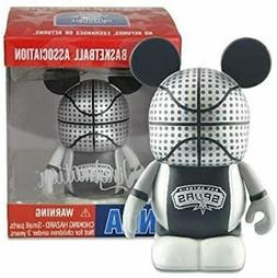 Disney Vinylmation NBA San Antonio Spurs Collectible Figurin