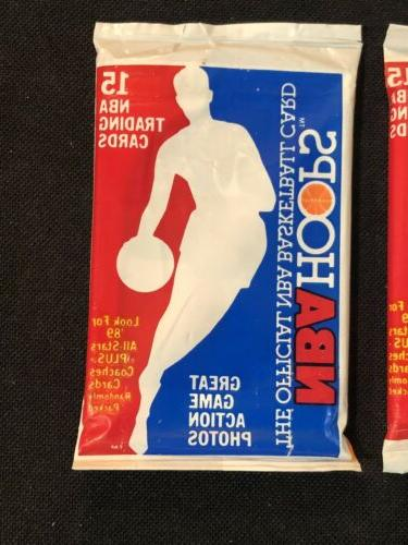 1989-90 Hoops 1 First Sealed Box