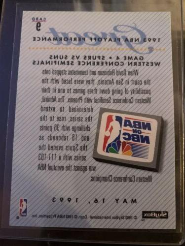 1993-1994 Premium Robinson Spurs Always