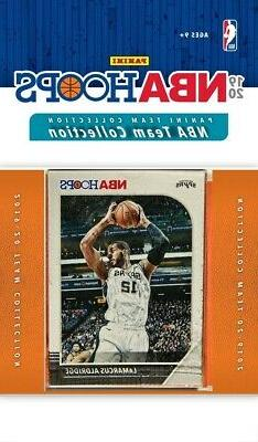 San Antonio Spurs 2019 2020 Hoops Factory Team Set DeRozan A