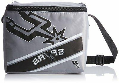san antonio spurs insulated soft side lunch