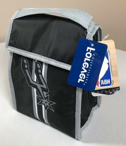 san antonio spurs lunch bag insulated cooler