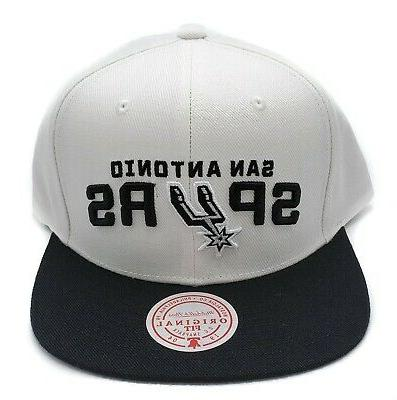san antonio spurs mitchell and ness current