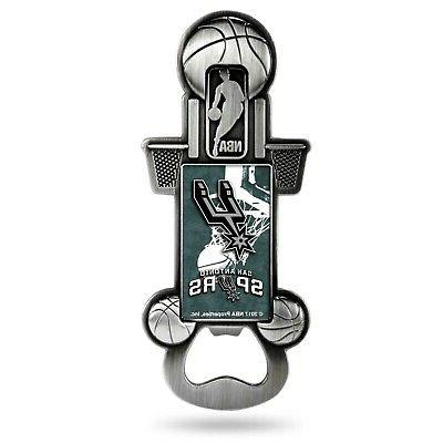 san antonio spurs party starter magnetic pewter