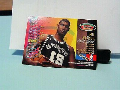 🏀Tim SKYBOX Metal #72📣RC CARD🚨In Sleeves❌🏀