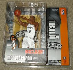 McFarlane NBA Series 6 San Antonio Spurs Tim Duncan figure