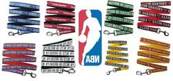 NBA basketball Pet Fan Gear DOG LEASH SM, MD and LG  14 Team
