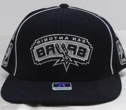 NBA San Antonio Spurs Reebok Baseball Cap Hat Size 7.5 NEW w