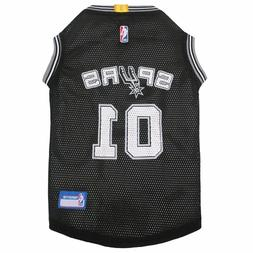 NBA San Antonio Spurs Pet Dog Jersey Tank