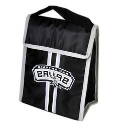 San Antonio Spurs Team Velcro Lunch Bag
