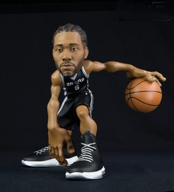 "NBA SMALL-STARS Kawhi Leonard  - 12"" Collectible Figurine"