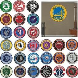 "NBA Teams - 27"" Roundel Area Rug Floor Mat - Wall Decor - Ch"