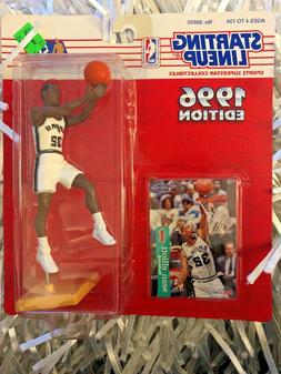 Starting Lineup New 1996 NBA Sean Elliott San Antonio Spurs