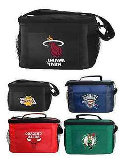 New 2014 NBA Basketball Licensed Lunch Bag -Insulated Box To