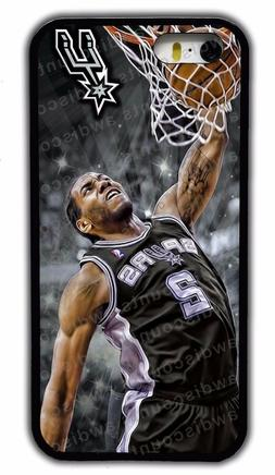 NEW KAWHI LEONARD SAN ANTONIO SPURS PHONE CASE FOR IPHONE 4S