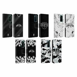 OFFICIAL NBA 2018/19 SAN ANTONIO SPURS LEATHER BOOK CASE FOR