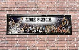 Personalized Customized San Antonio Spurs Name Poster Sport