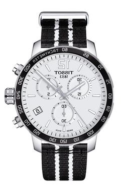 Tissot Quickster Chronograph NBA San Antonio Spurs Men's Wat