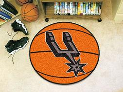 "San Antonio Spurs 27"" Bath Bedroom Area Door Welcome Basketb"