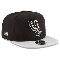 NEW ERA San Antonio Spurs 9FIFTY 2Tone Snapback Hat Cap NBA