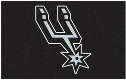 FANMATS San Antonio Spurs Area Rug NBA Team Carpet Indoor Ta