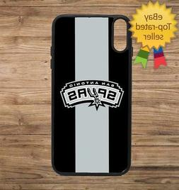 San Antonio Spurs Basketball Phone Case for iPhone Galaxy 5