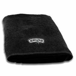 San Antonio Spurs The Northwest Company Bath Towel - Black