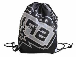 San Antonio Spurs Football Logo Drawstring Bags Men Sports B