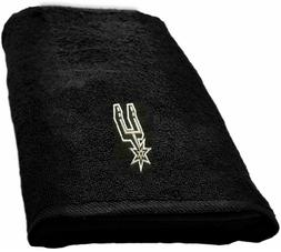 San Antonio Spurs Hand Towel dimensions are 15 x 26 inches