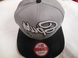San Antonio Spurs Men's New Era Hardwood Classics Snap Back