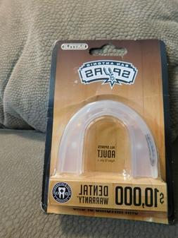 San Antonio Spurs NBA Basketball Mouth Guard Adult Size Ages