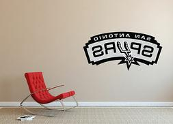 San Antonio Spurs NBA Bedroom Poster Wall Decal Art Sticker