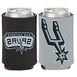 San Antonio Spurs NBA Can Cooler 12 oz. Koozie