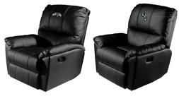 San Antonio Spurs NBA Rocker Recliner