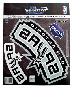 San Antonio Spurs NBA Fathead Teammates Peel & Stick Wall De