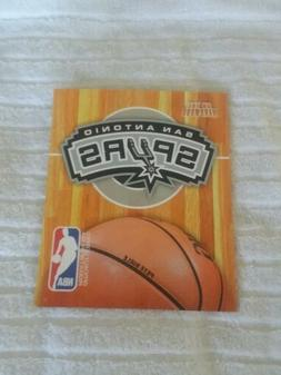 San Antonio Spurs On The Hardwood Book Official Product NBA