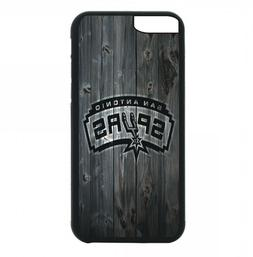 San Antonio Spurs Phone Case For iPhone X XS Max 8 8+ 7 6 Pl