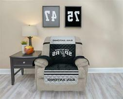 san antonio spurs recliner cover furniture protector