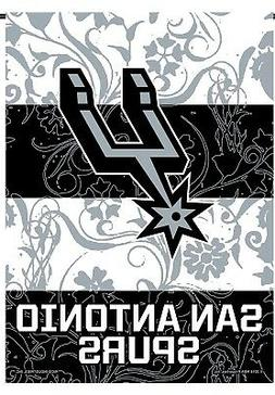San Antonio Spurs Rico Premium 2-sided GARDEN Flag Outdoor B