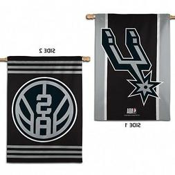 San Antonio Spurs WC Premium 2-Sided 28x40 Banner Outdoor Ho