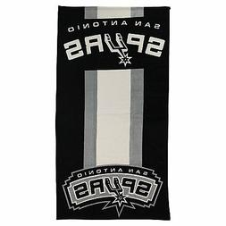 "San Antonio Spurs ZONE READ Large 30""x60"" Beach Bath Towel B"