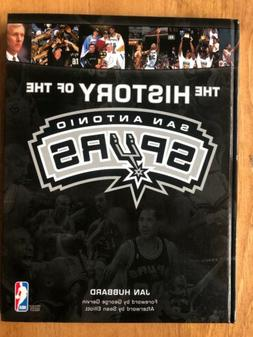 The History Of The San Antonio Spurs book by Jan Hubbard New