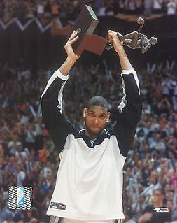 Tim Duncan San Antonio Spurs picture 8 x 10 photo #2
